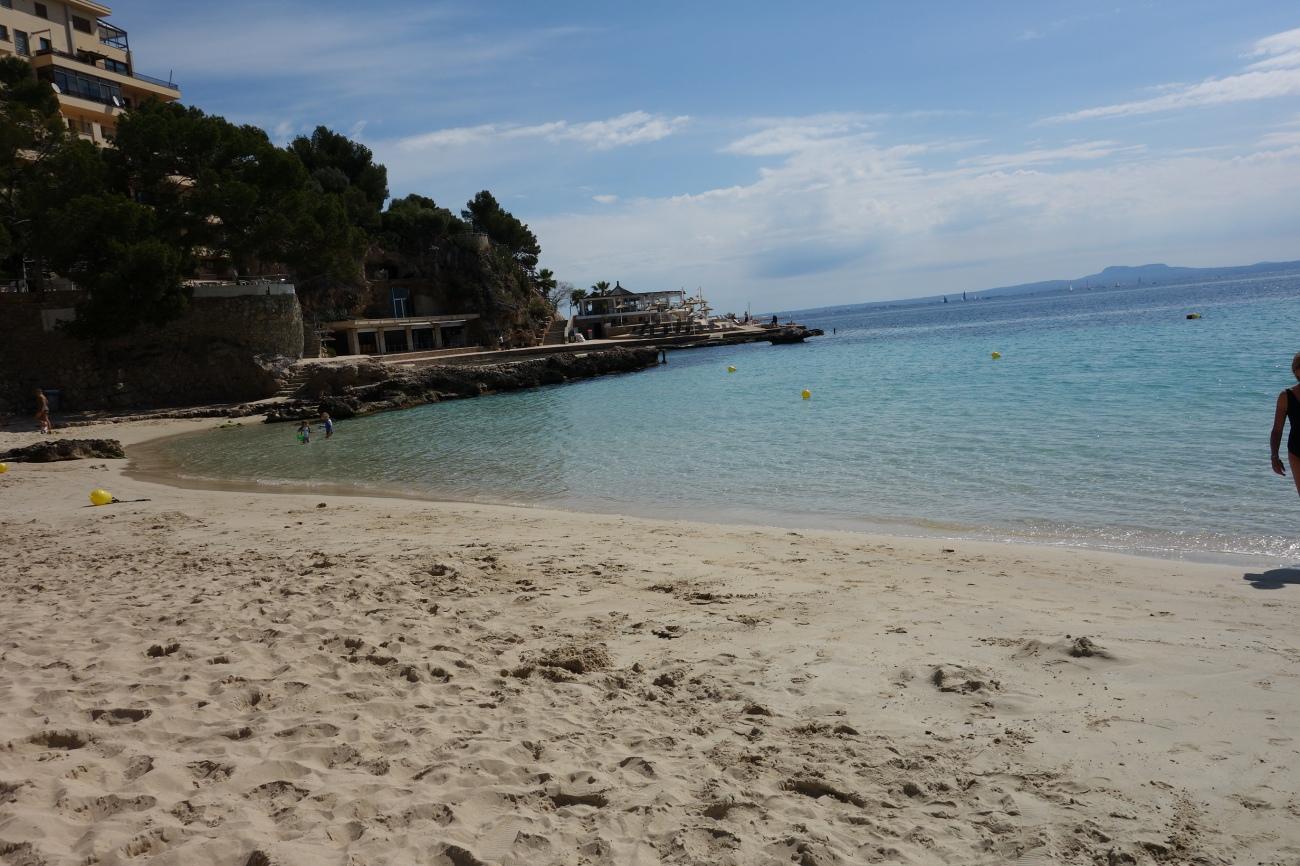 Illetas Beach, Palma Mallorca