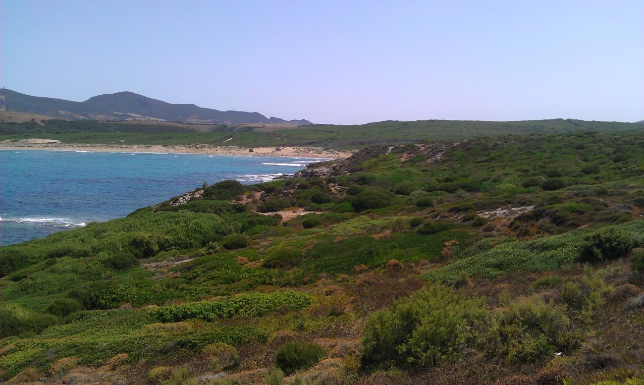 Porto Ferro beach, Alghero, Sardinia