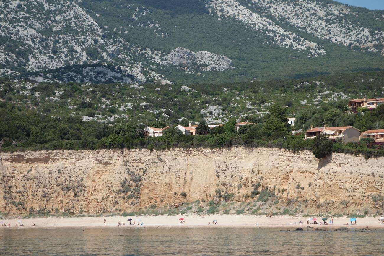 Sos Doralles beach, Cala Gonone, Sardinia