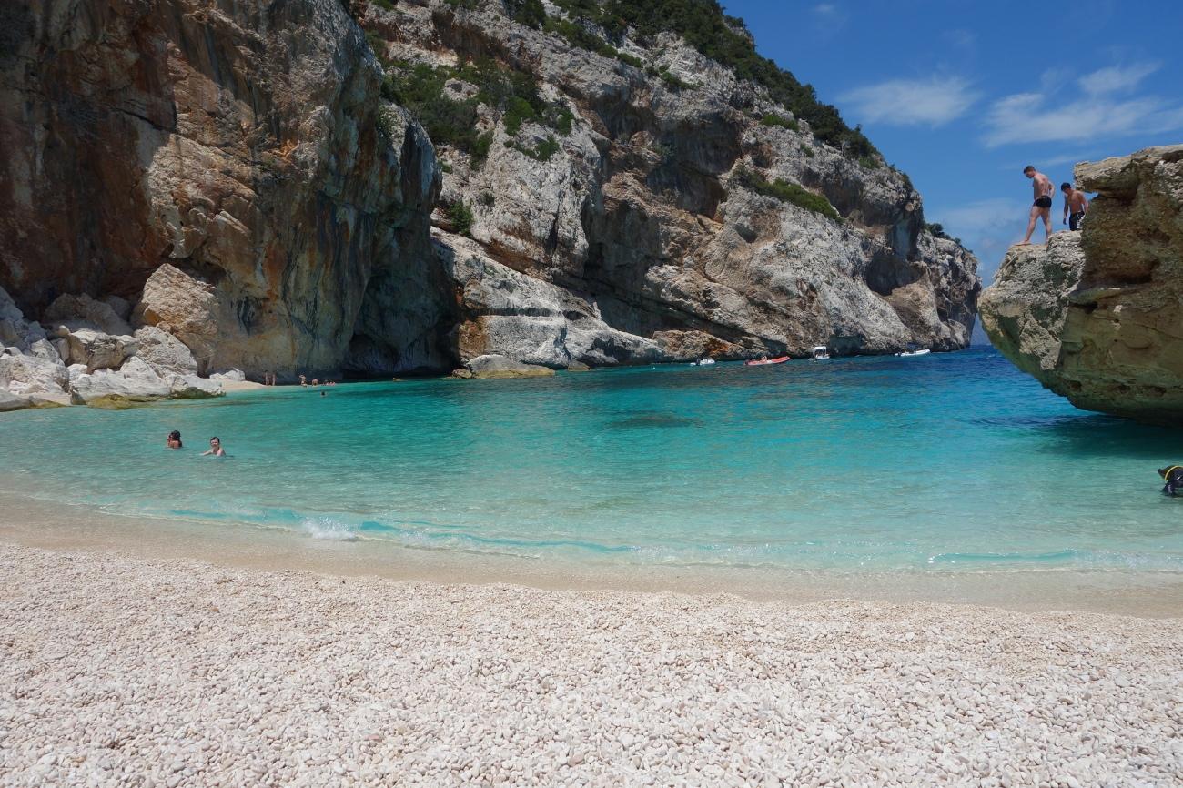 Cala Mariolu, Cala Gonone, Sardinia