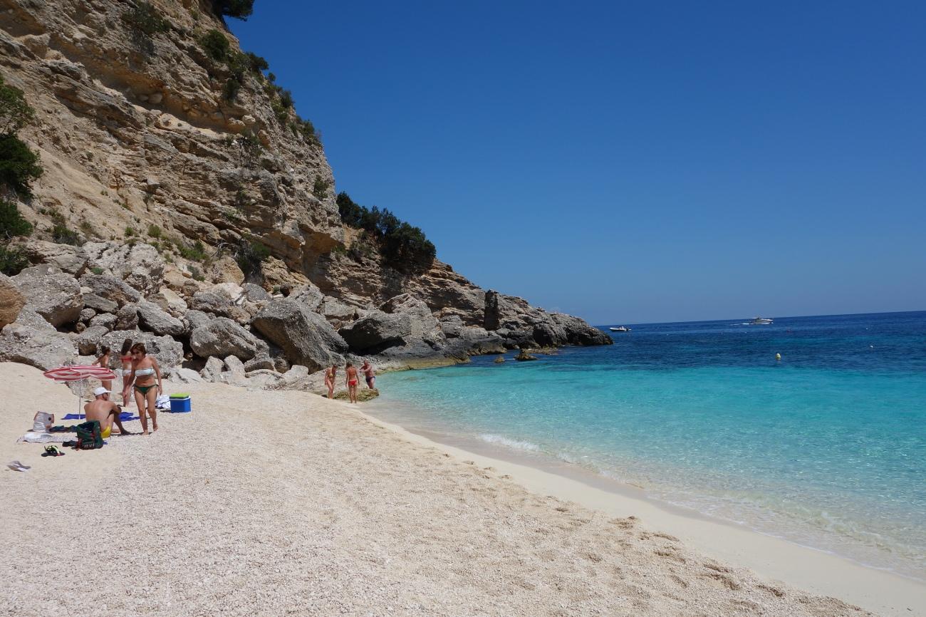 Cala Gabbiani, Cala Gonone, Sardinia