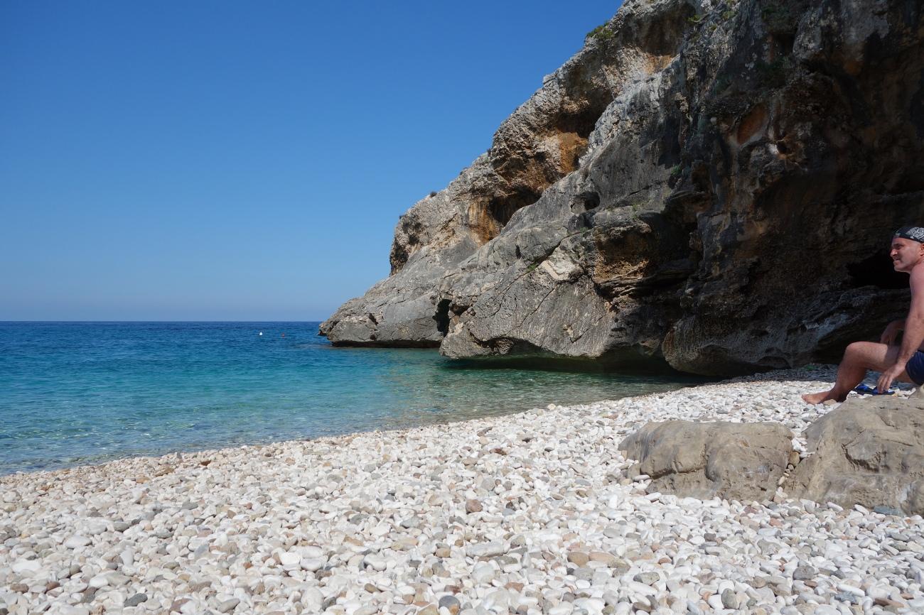 Cala Sisine, Cala Gonone, Sardinia