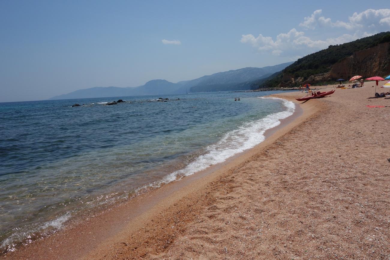 Palmasera beach, Cala Gonone, Sardinia