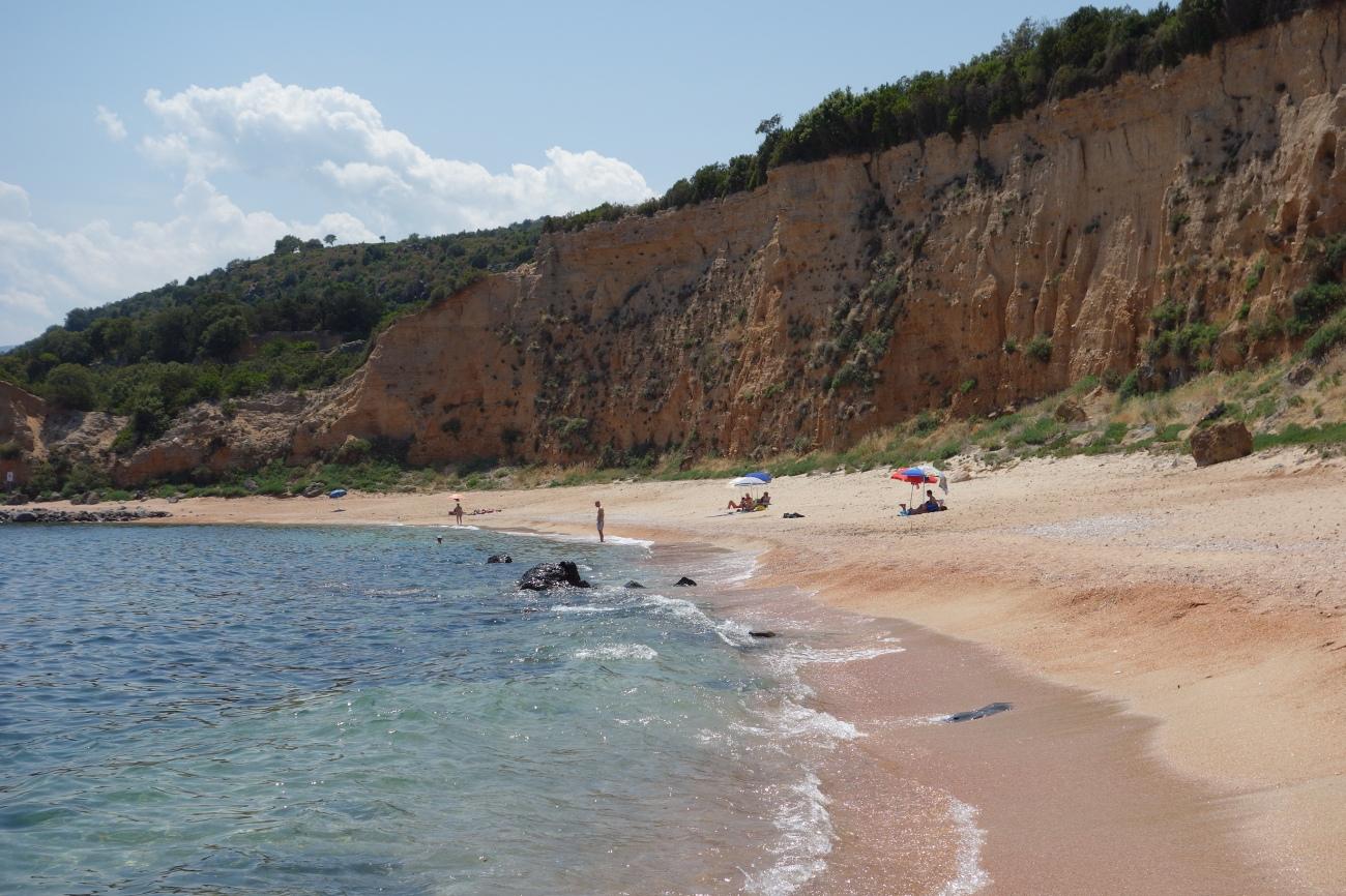 Sos Doralles beach Cala Gonone, Sardinia