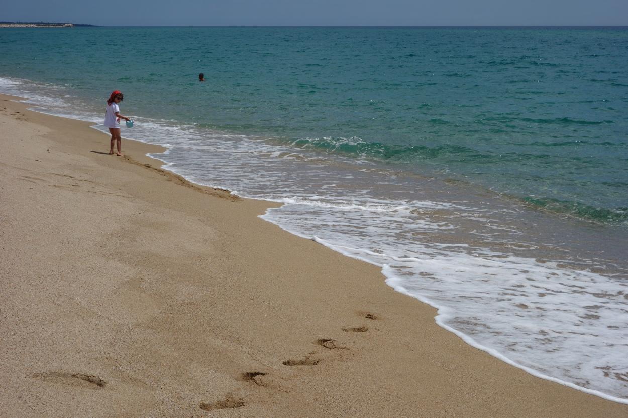 Su Barone beach, Orosei, Sardinia