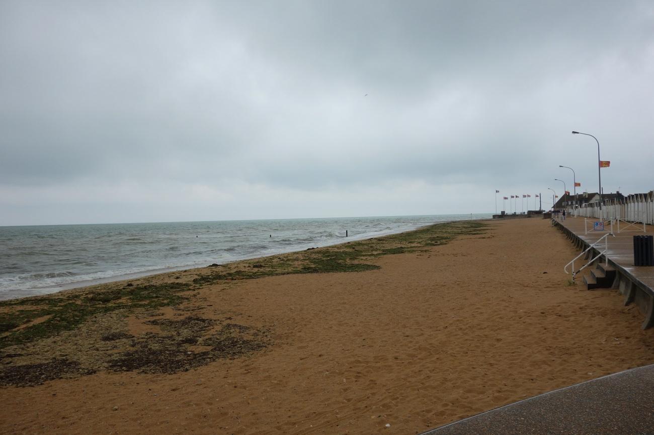 Juno beach,  Bernières-sur-Mer, Normandy