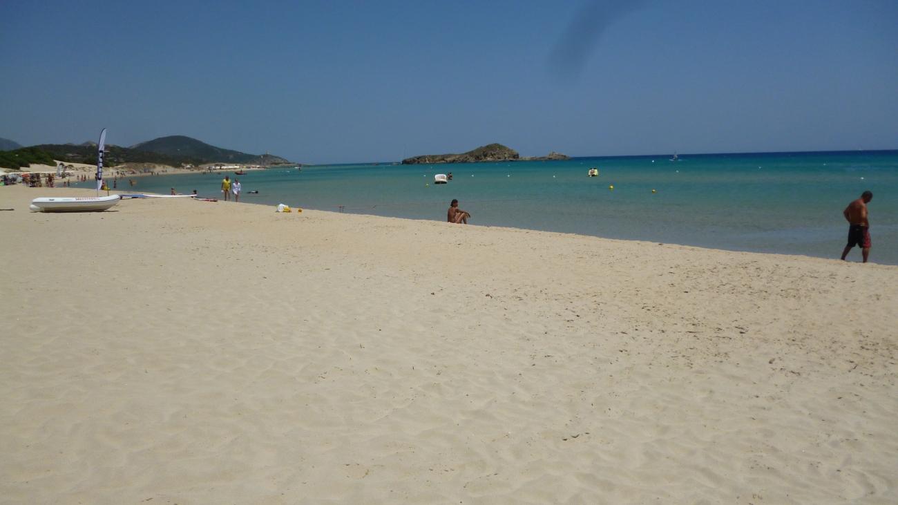 Su Giudeu, Chia, Sardinia