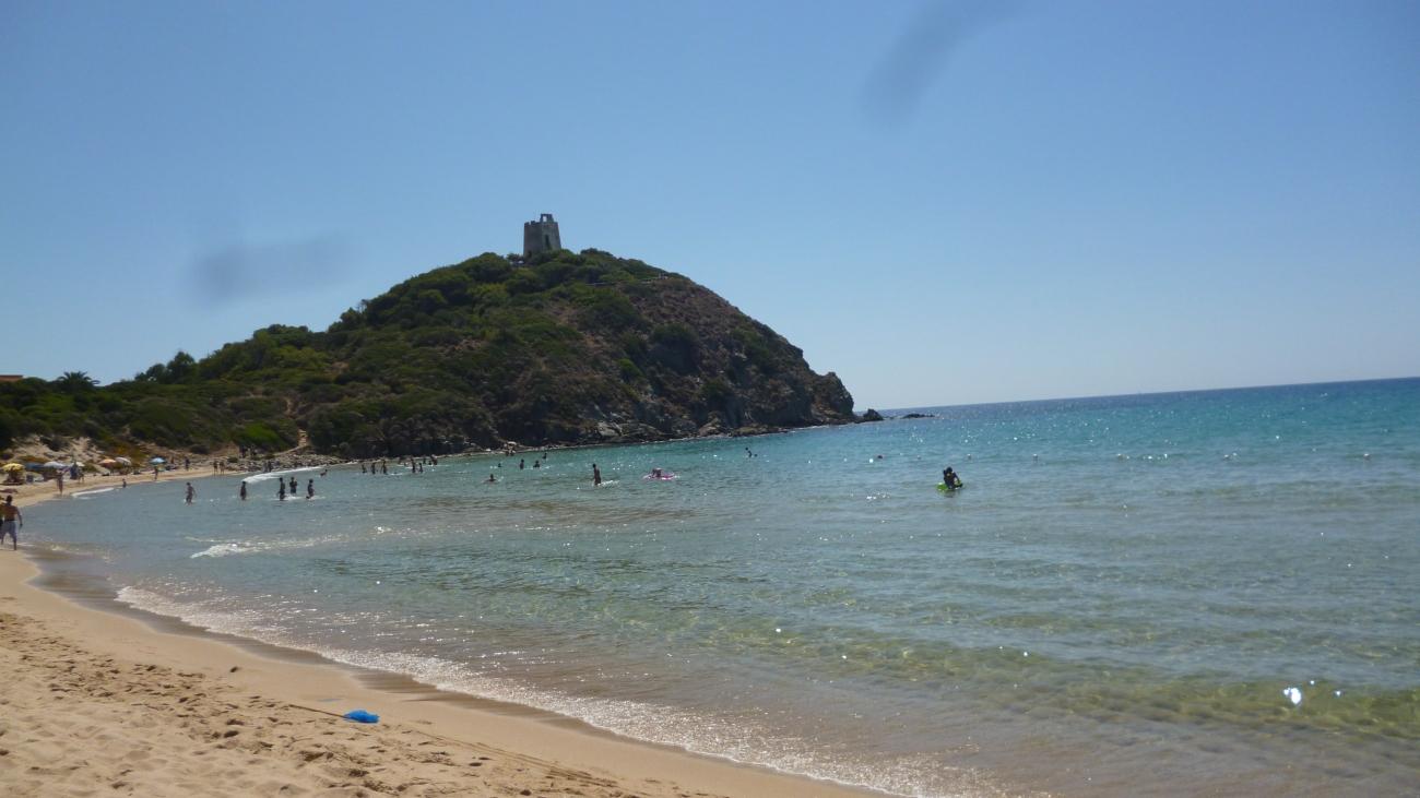 La Collonia, Chia, Sardinia