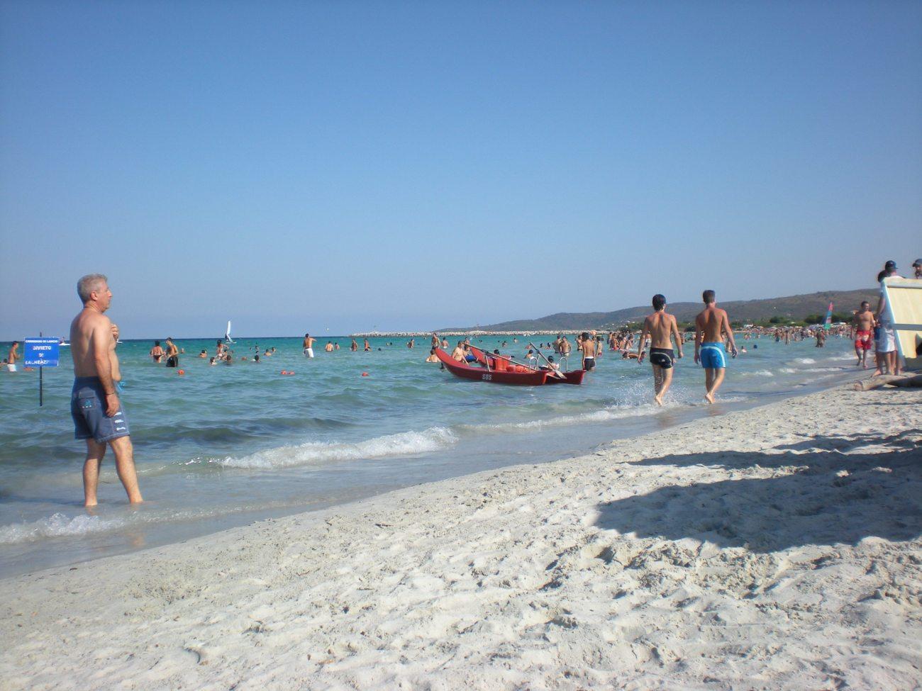 La Cinta beach, San teodoro, Sardinia