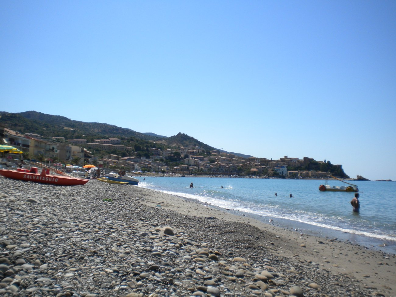 Beach 30 min away from Palermo, Sicily