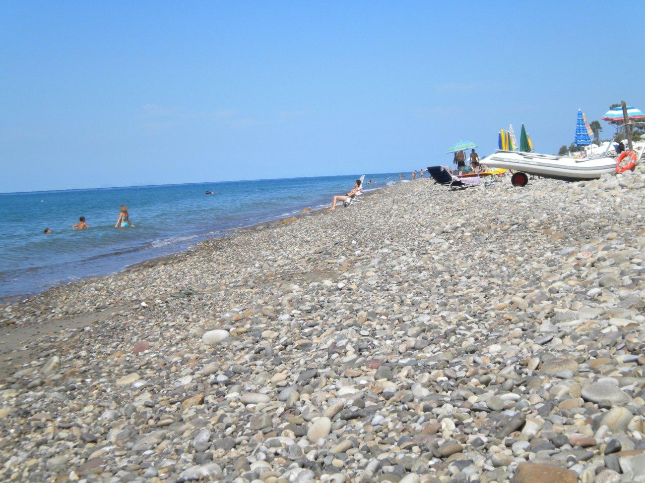 Beach 30 min away from Palermo, Sicily