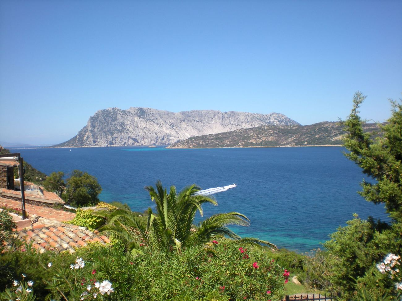 Capo Coda Cavallo, San Teodoro, Sardinia