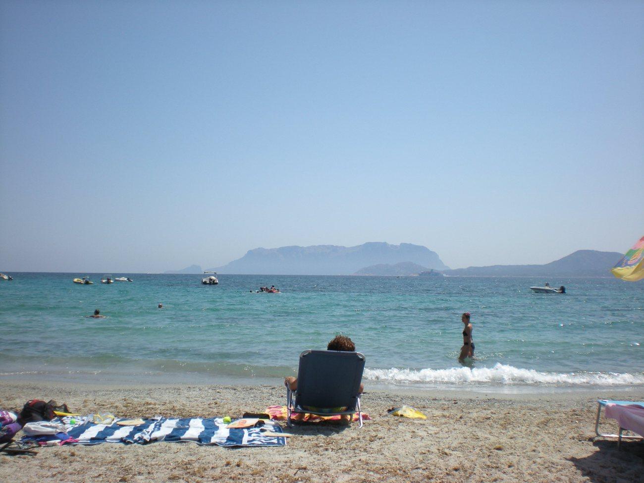 Pittulungu beach, Olbia, Sardinia