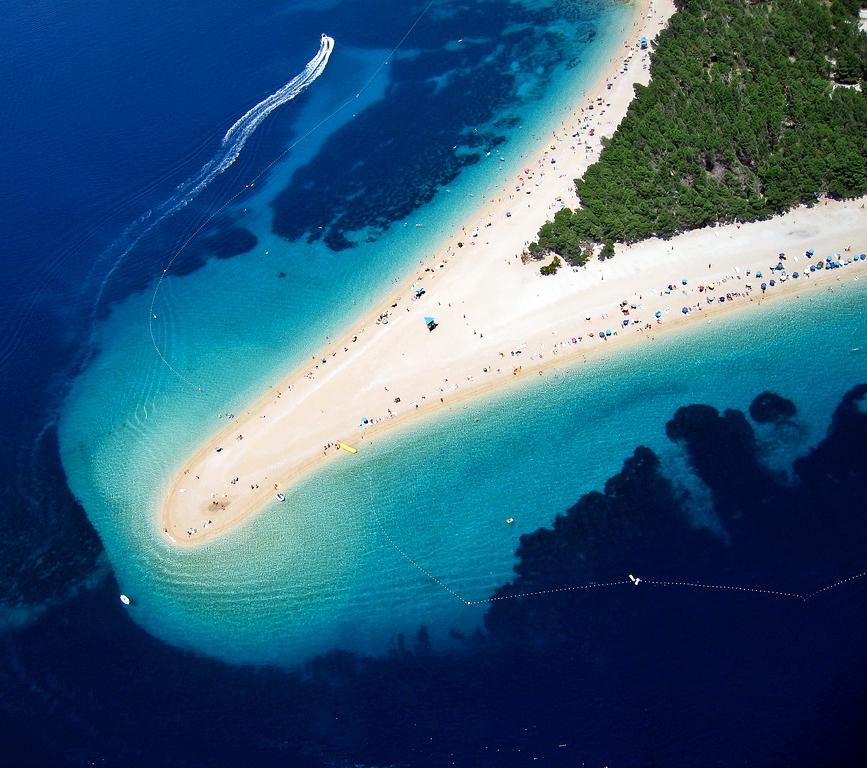 Zlatni Rat, Brac Island, Croatia