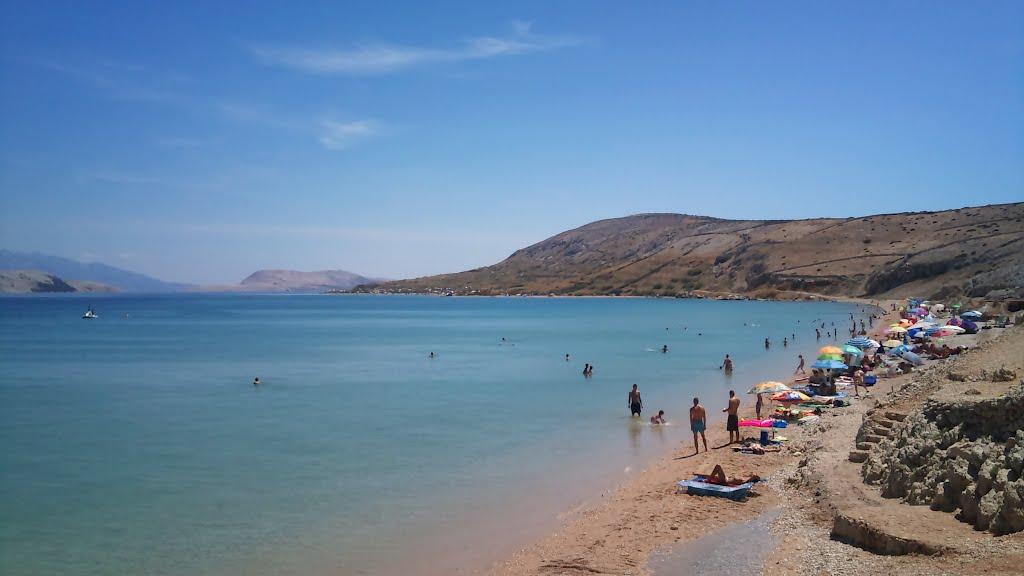 Cista beach