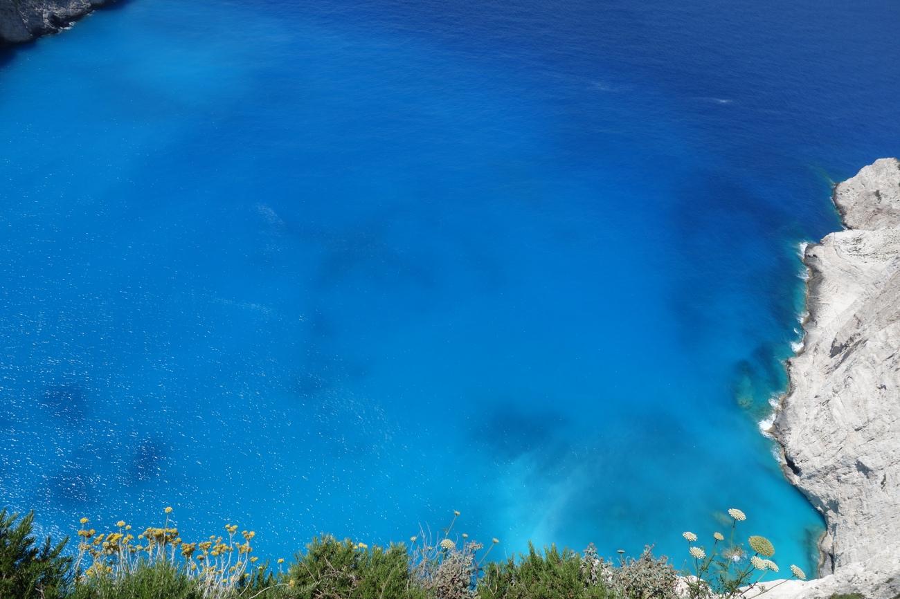 Navagio/Shipwreck beach, Zakynthos