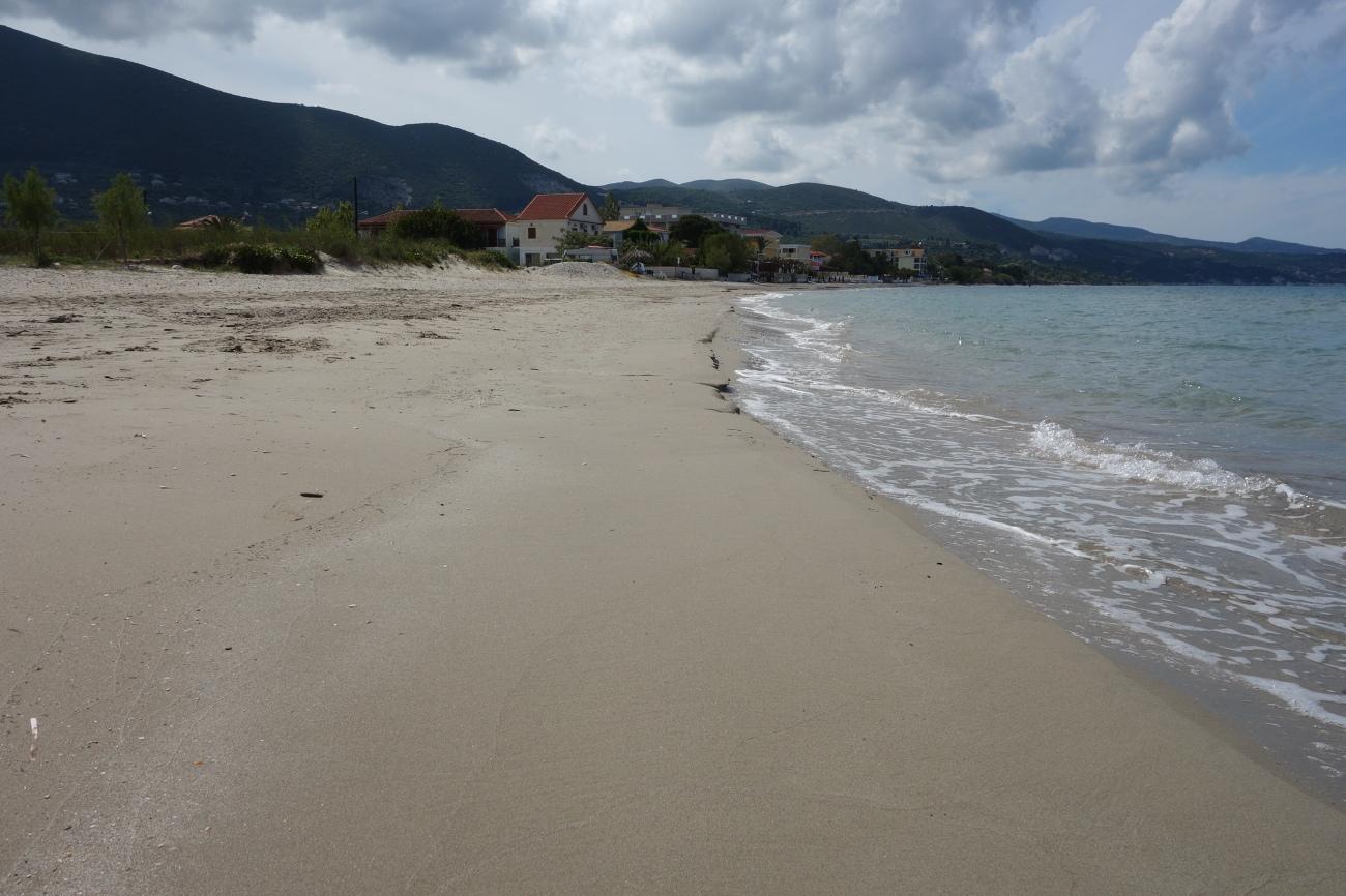 Alykes beach, Alykes