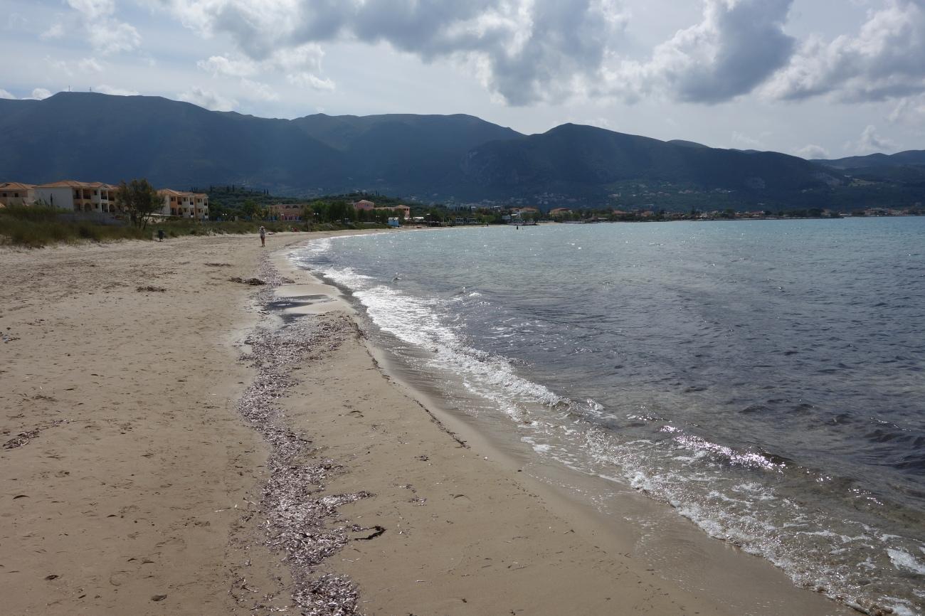 Alykanas beach, Zakynthos