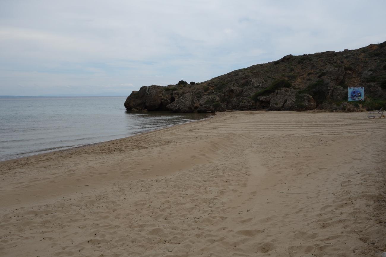 Plaka beach, Zakynthos