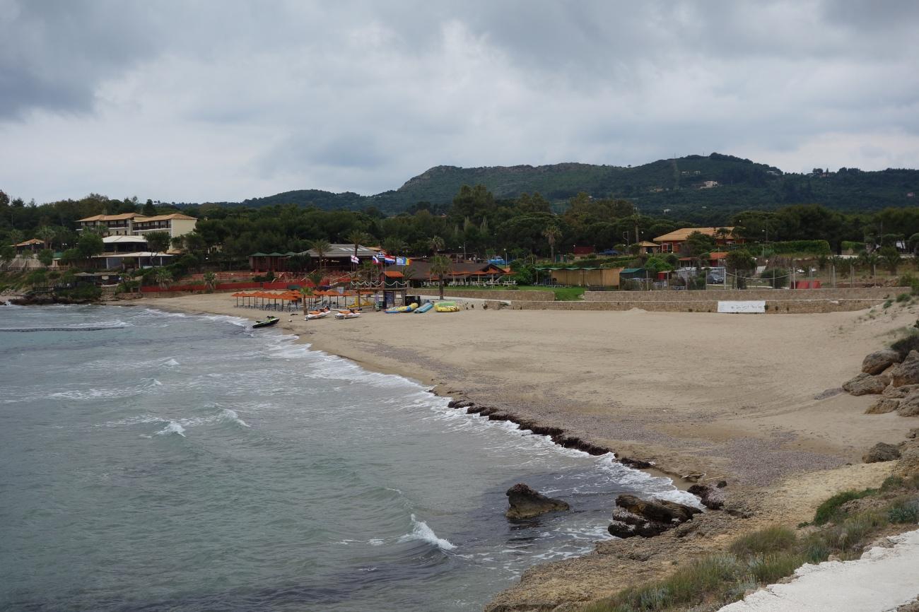 Agios Nikolaos beach, Zakynthos
