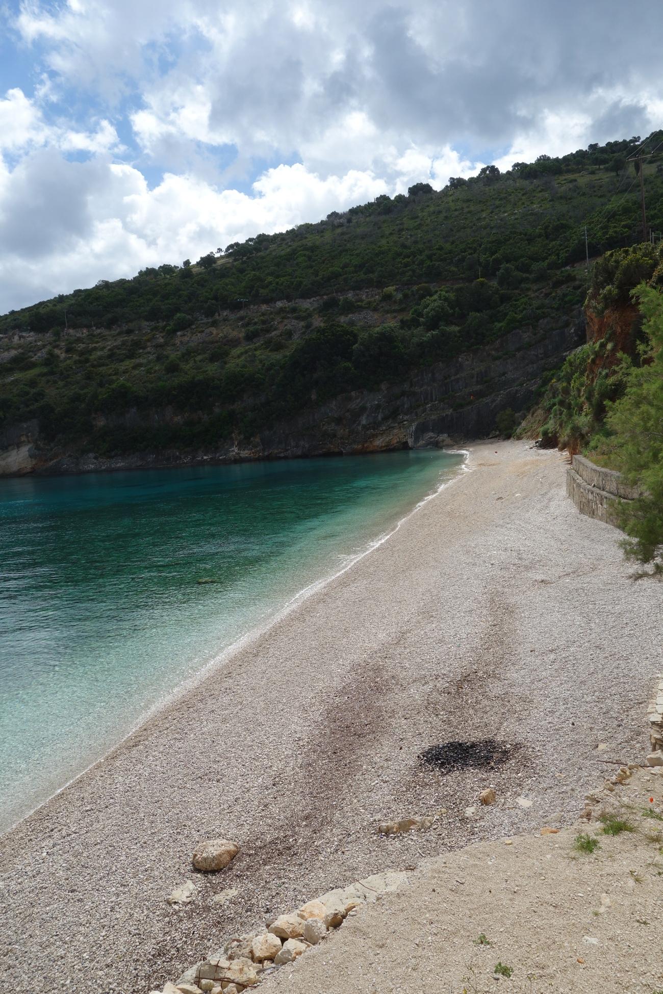 Makris Gialos beach, Zakynthos