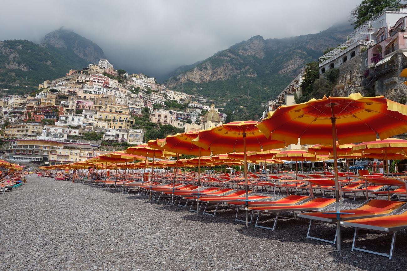 Marina grande, Positano, Amalfi coast