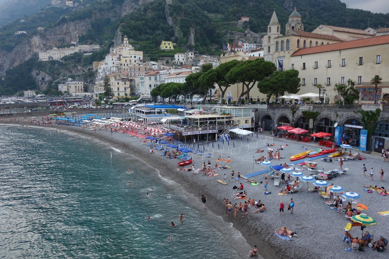 Marina Grande, Amalfi town, Amalfi Coast
