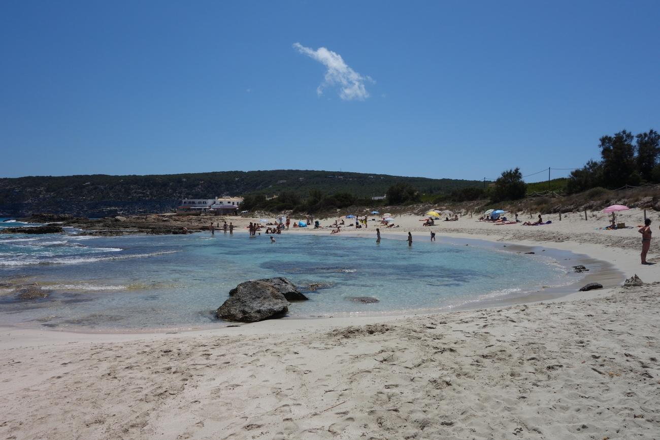 Es Calo, Formentera