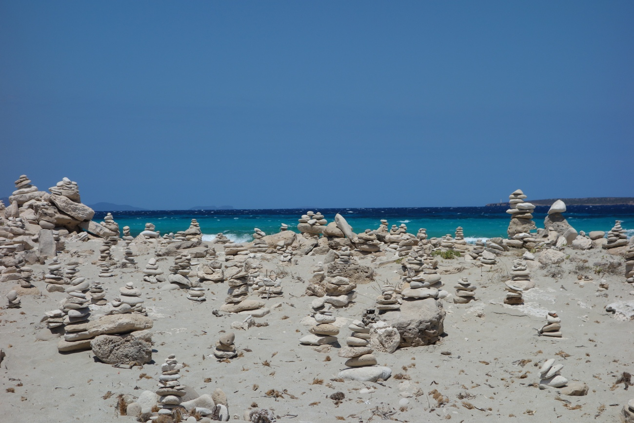 Twin beaches -Ses Illetes and Llevant beaches, Formentera