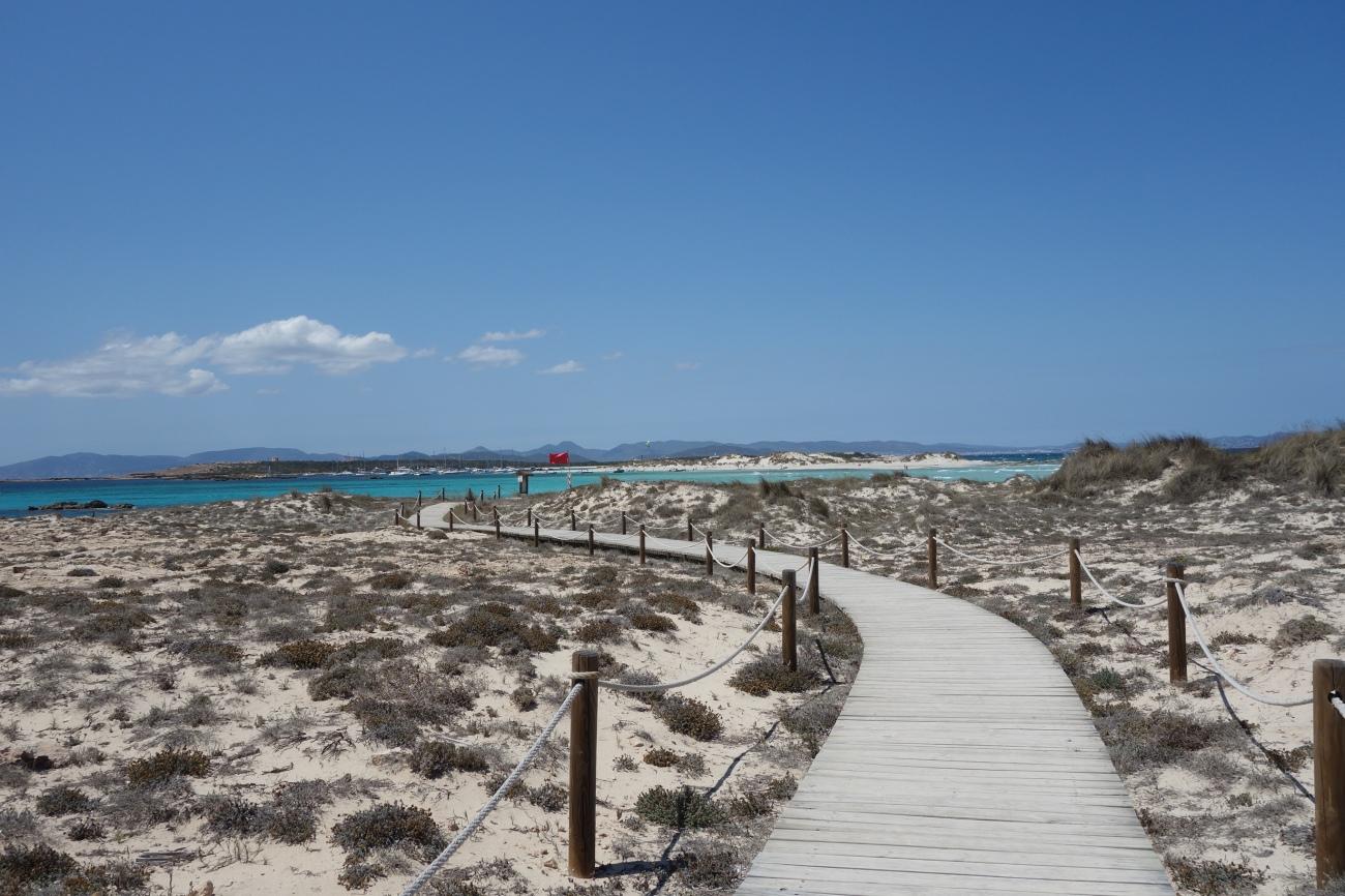 Es Pas, Formentera