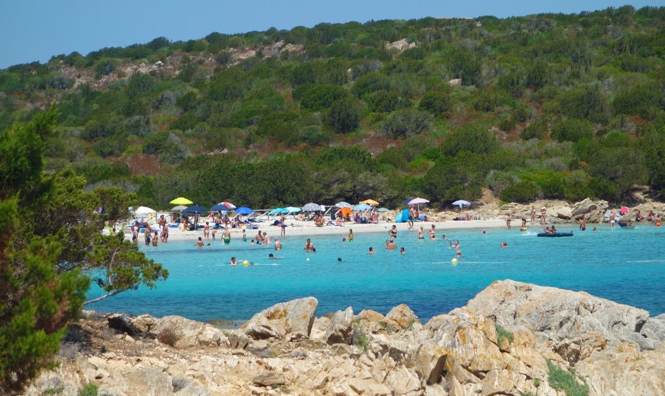 Spiaggia Del Rellito, Caprera, Sardinia