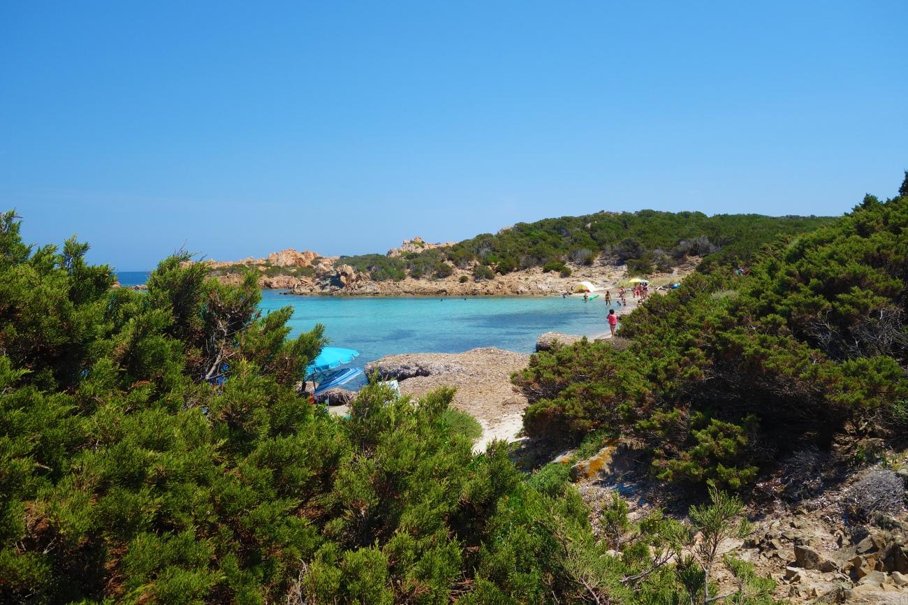 Cala Andreana, Caprera, Sardinia