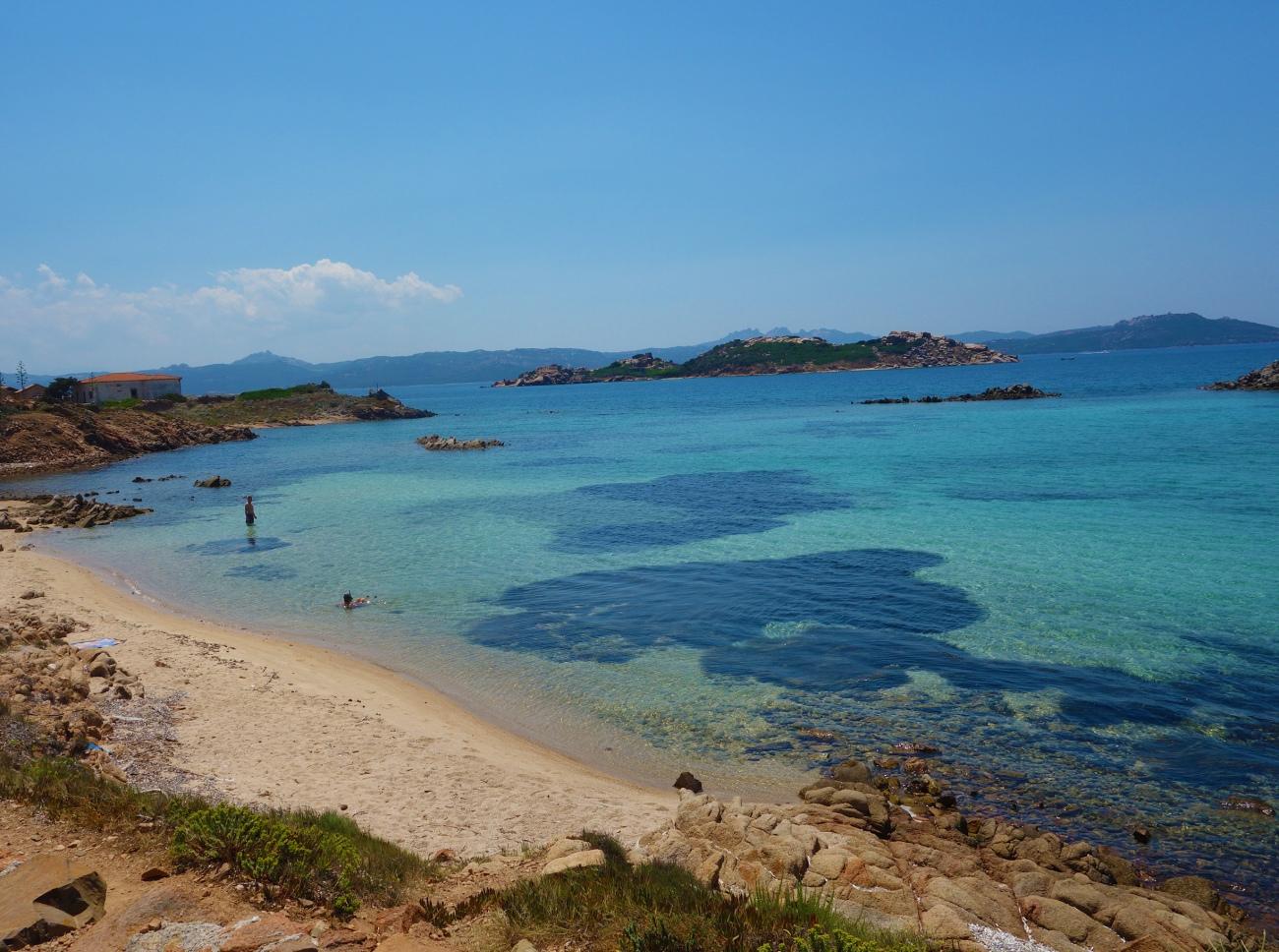 Playa Chula, Caprera, Sardinia