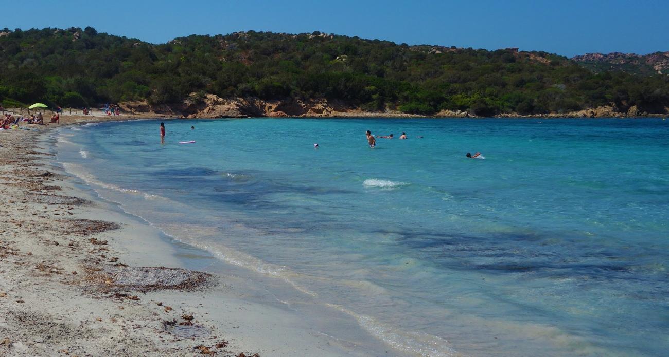 Spiaggia Due Mari, Caprera, Sardinia