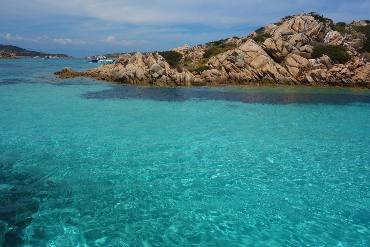 Piscine naturali, Budelli island, Maddalena Archipellago, Sardinia
