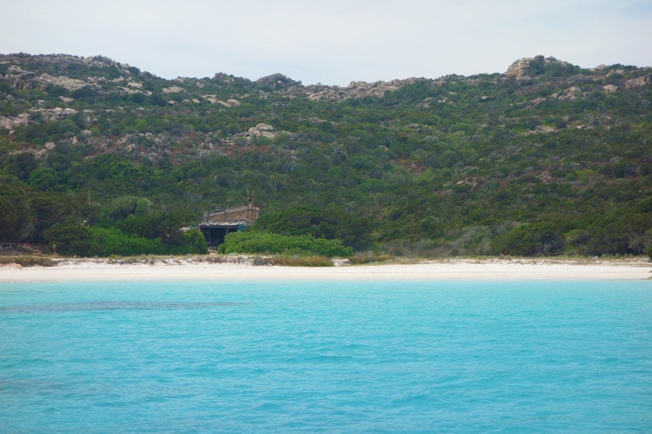 Spiaggia Rosa, Budelli island, Maddalena archipellago, Sardinia