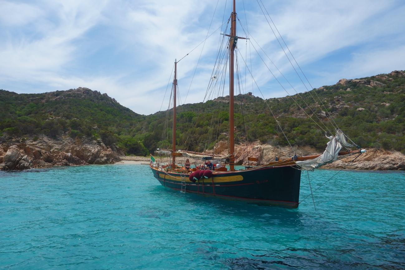 Spargi island, Maddalena archipellago, Sardinia