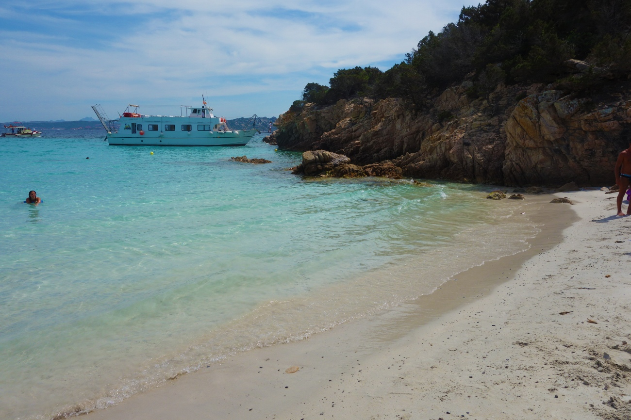 Cala Granara, Spargi island, Sardinia