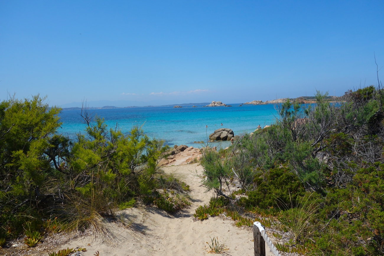 Cala Trinita, La Maddalena, Sardinia