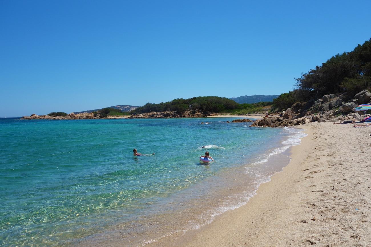 Spiaggia Mannena, Costa Smeralda, Sardinia