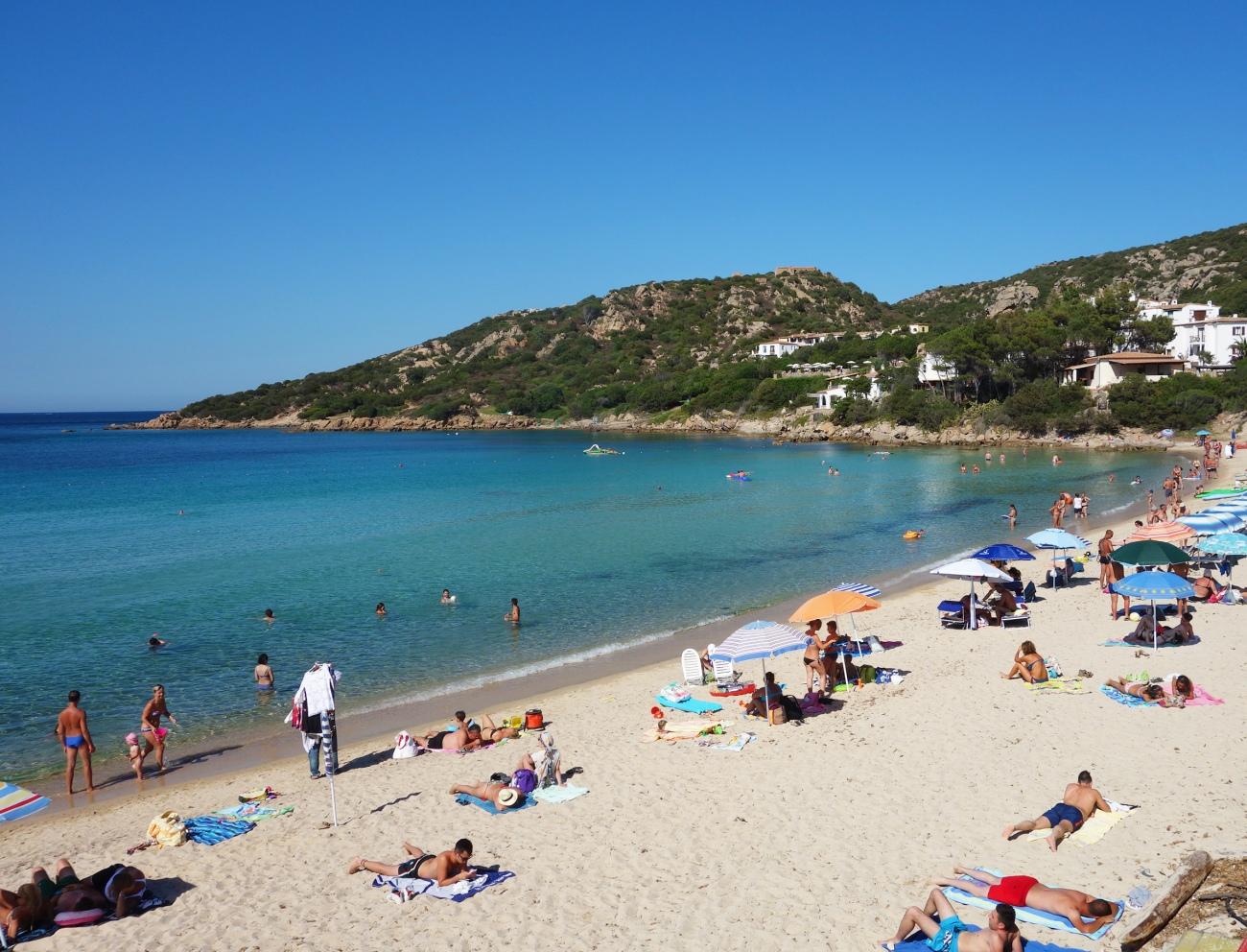 Baja Sardinia, Costa Smeralda, Sardinia