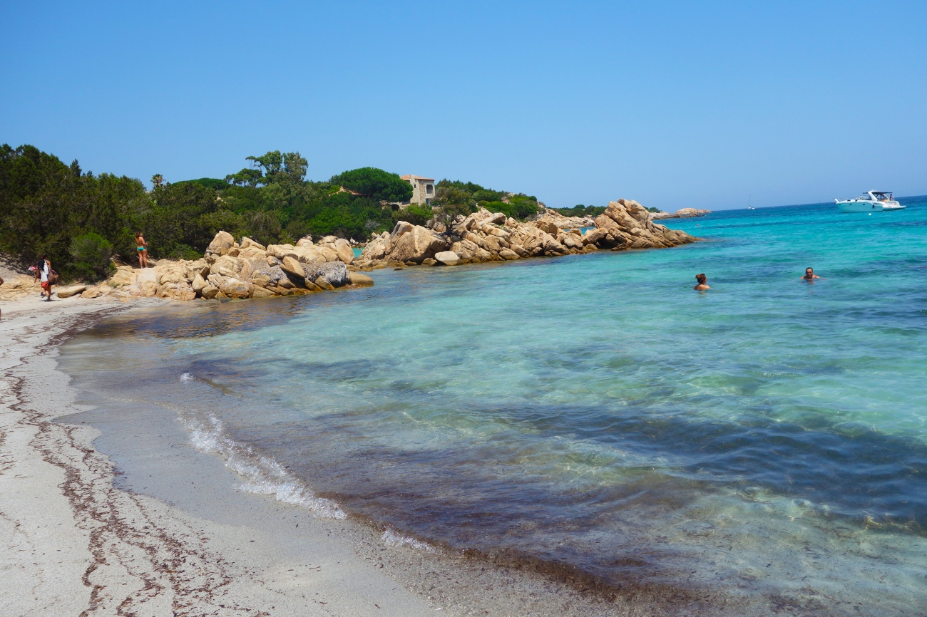 Spiaggia Capriccioli, Costa Smeralda, Sardinia