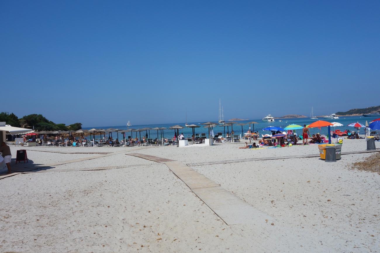 Spiaggia Pevero Picollo, Costa Smeralda, Sardinia