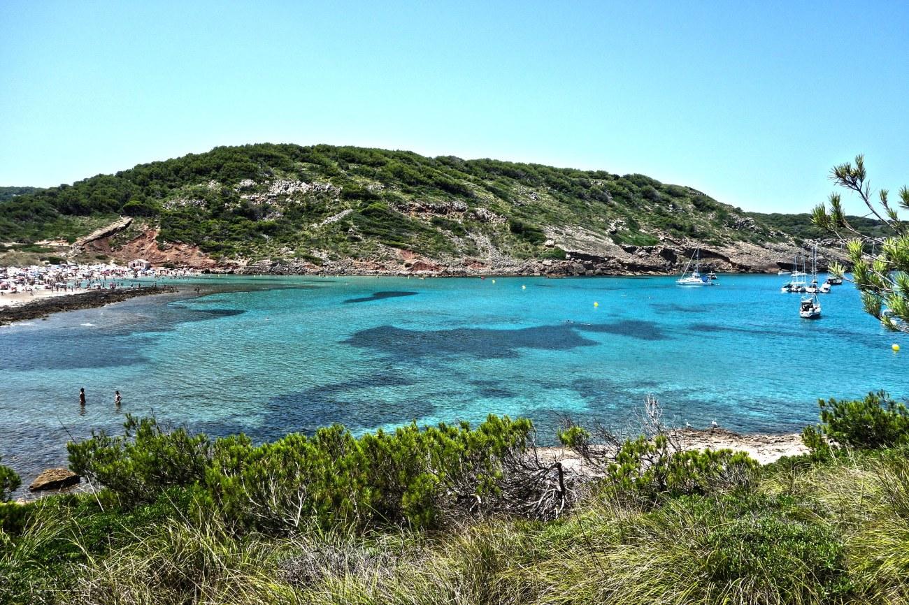Cala Algaiarens Beach