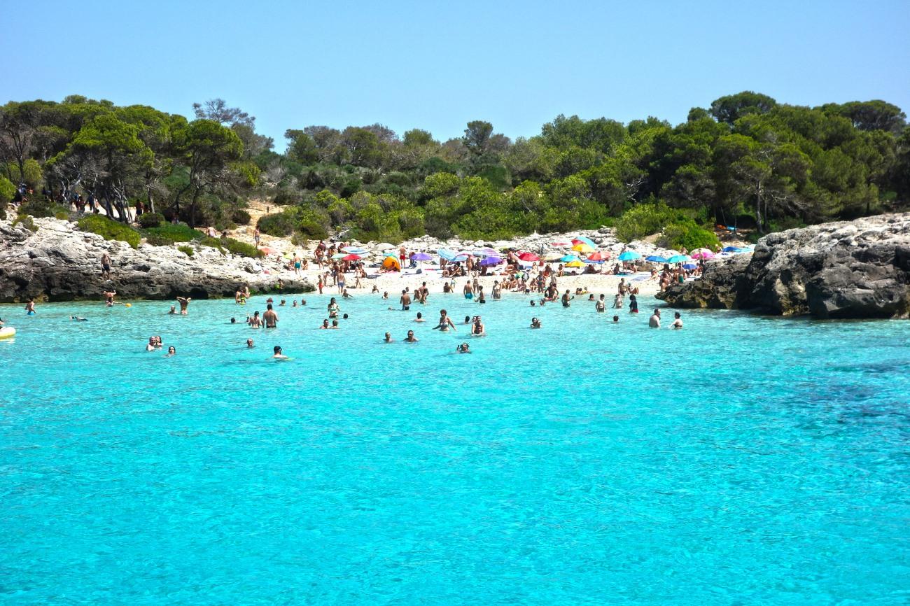 Cala des Talaiers beach