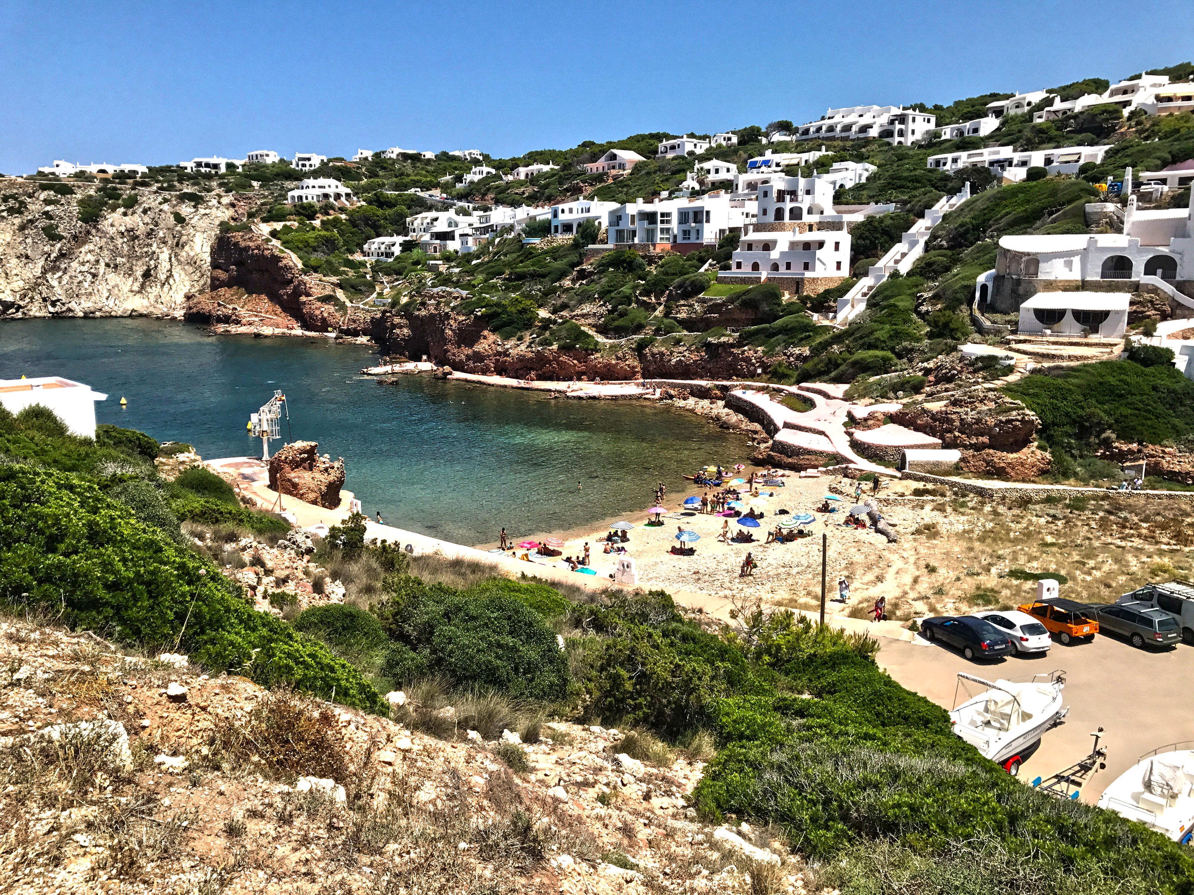 Menorcas best beach guide Beach Lovers Diary