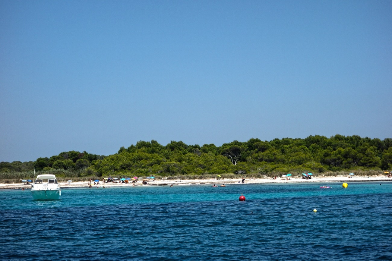 Cala Son Saura beach