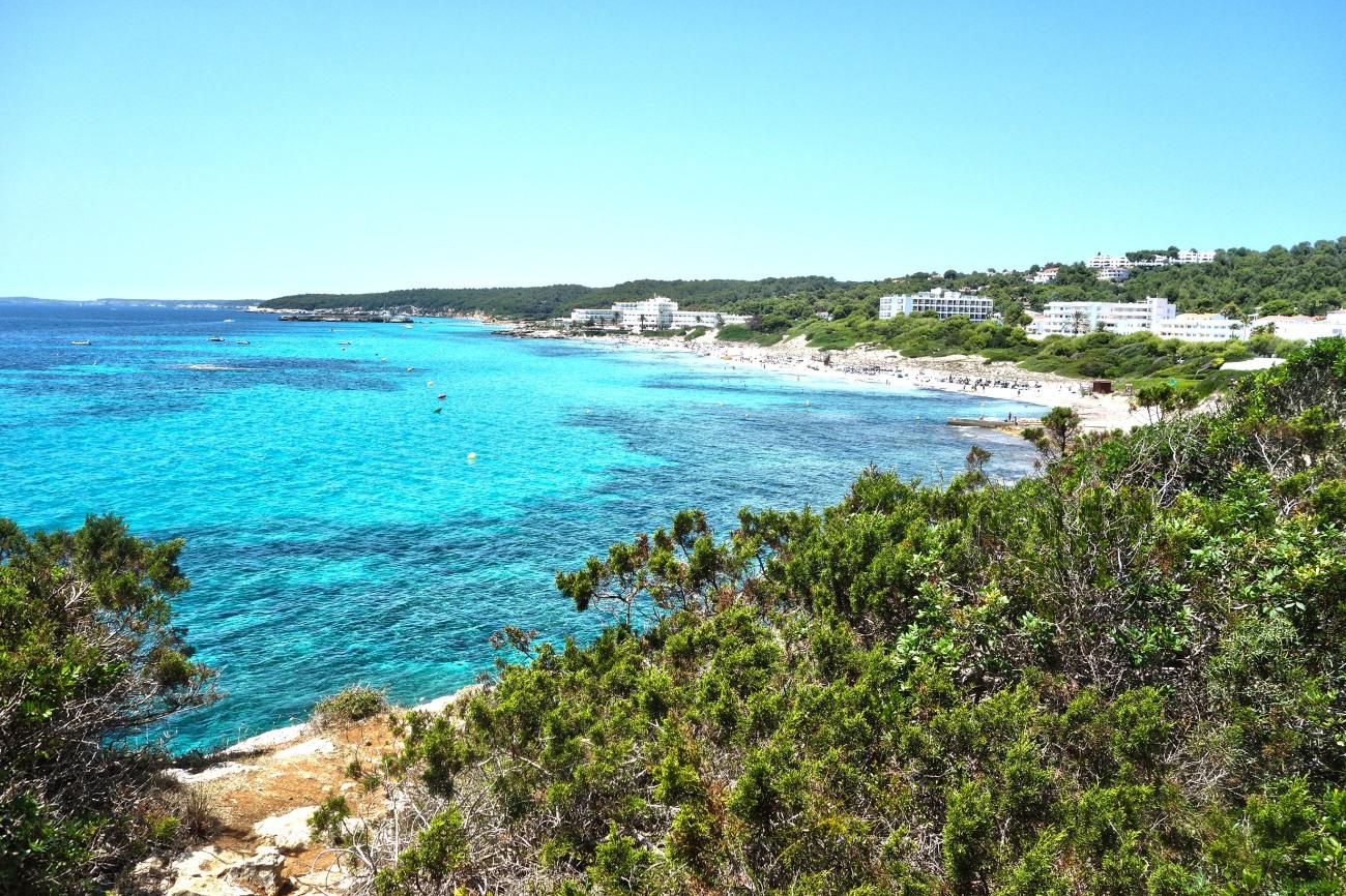 Playa Santo Tomás beachh