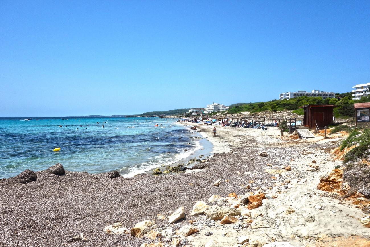 Playa Santo Tomás beach